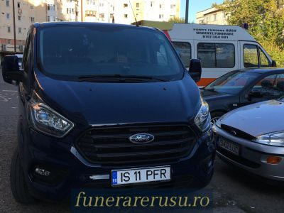 transport funerar iasi salvare