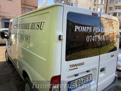 transport funerar iasi ford alb