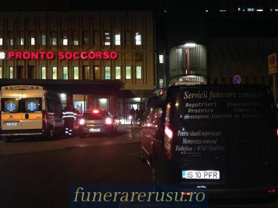 repatriere decedati din Italia