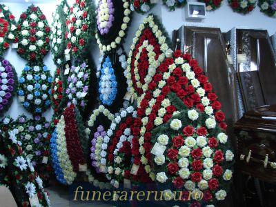 coroane funerare iasi